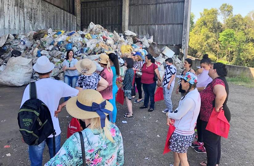 visita-a-empresa-planeta-reciclagem-em-serafina-correa